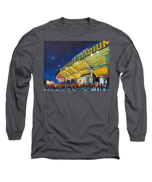 Isu - Jack Trice Stadium Long Sleeve T-Shirt