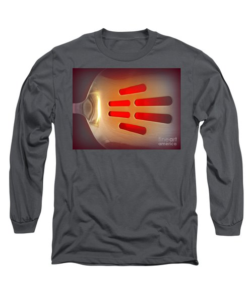 It Glows Long Sleeve T-Shirt