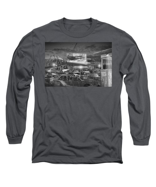 It's A Disposable World  Long Sleeve T-Shirt