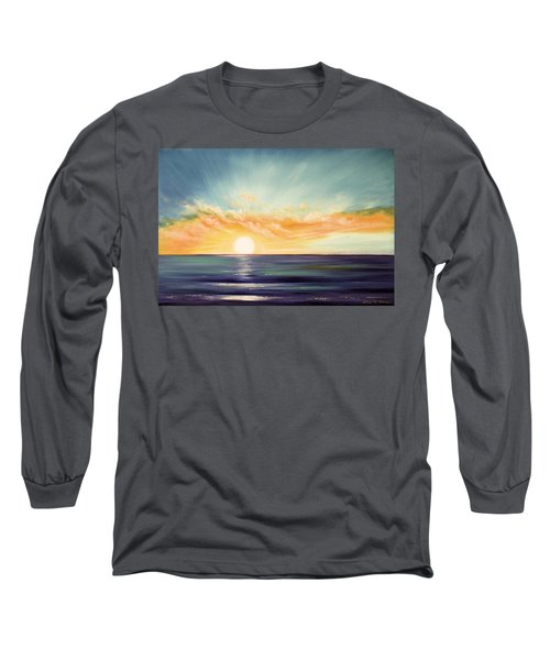 It's A New Beginning Somewhere Else Long Sleeve T-Shirt