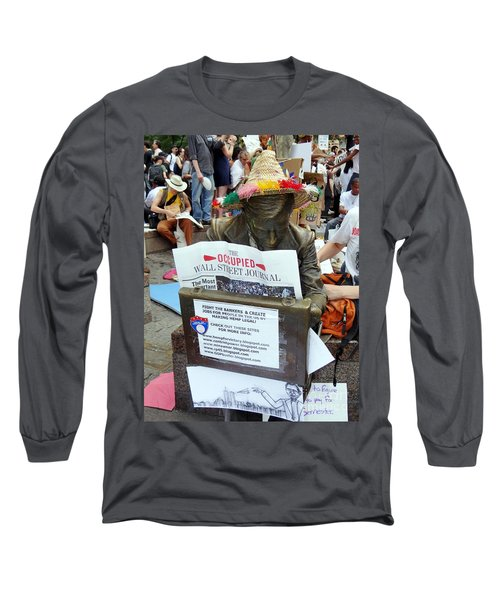 Long Sleeve T-Shirt featuring the photograph Its A New Dawn by Ed Weidman