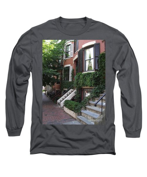 Ivy Walls Long Sleeve T-Shirt