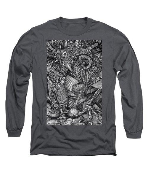 Jabberwocky Long Sleeve T-Shirt