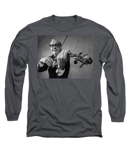 Jack Benny Farewell Long Sleeve T-Shirt