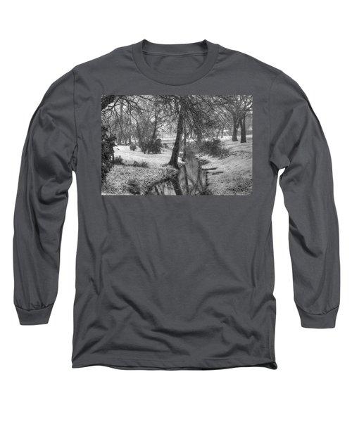 Jack Frost Bites Long Sleeve T-Shirt
