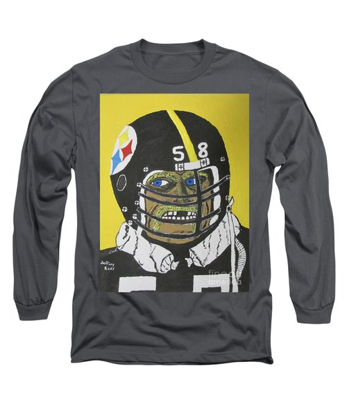 Jack Lambert Long Sleeve T-Shirt