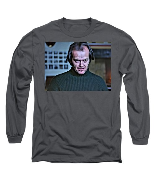 Jack Torrance Long Sleeve T-Shirt