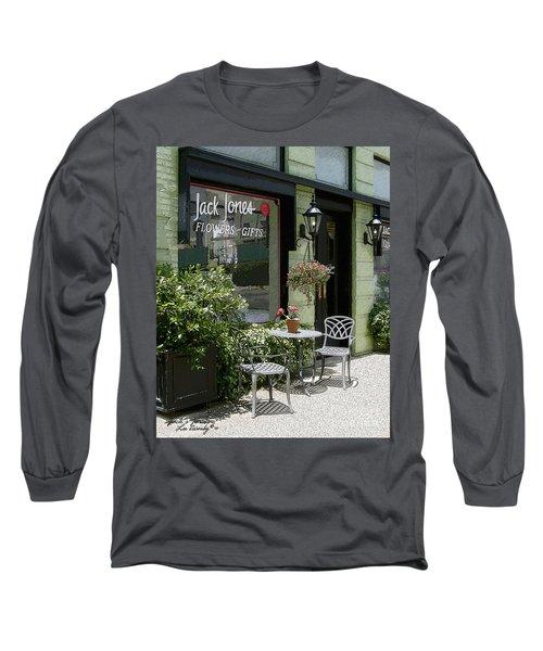 Jack's Java Long Sleeve T-Shirt