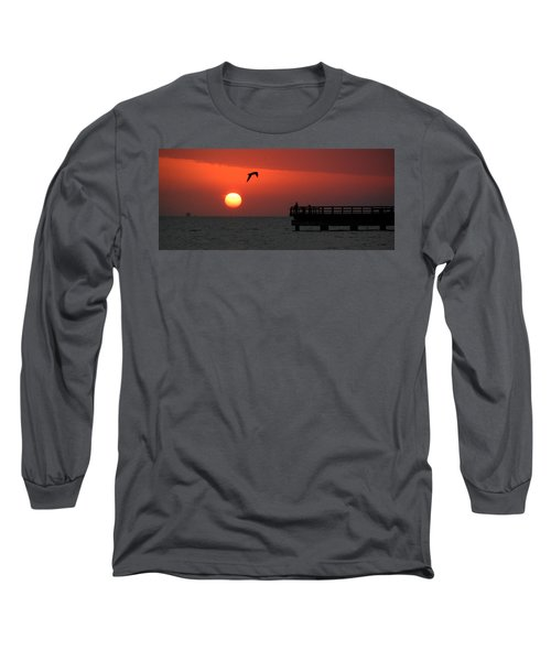 Jacks Sunrise Long Sleeve T-Shirt