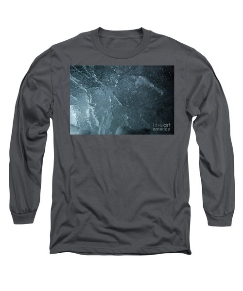 Long Sleeve T-Shirt featuring the photograph jammer Curacao Sanctum by First Star Art