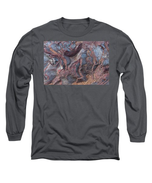 Jaspilite Long Sleeve T-Shirt by Paul Rebmann