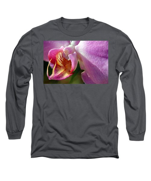 Jewel Long Sleeve T-Shirt by Greg Allore
