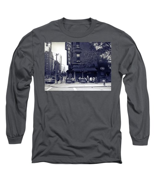 J.g. Melon - Manhattan  Long Sleeve T-Shirt