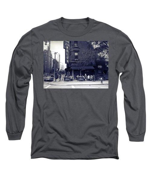J.g. Melon - Manhattan  Long Sleeve T-Shirt