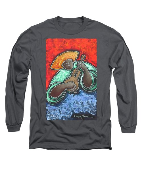 Jibaro Encendi'o Long Sleeve T-Shirt