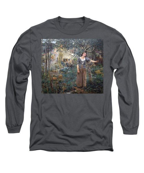 Joan Of Arc Long Sleeve T-Shirt