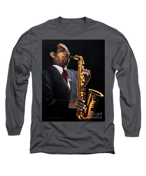 Johnny And The Sax Long Sleeve T-Shirt