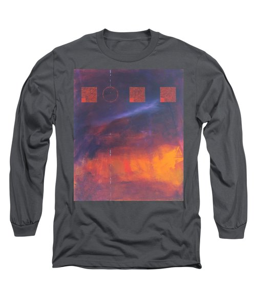 Journey No. 4 Long Sleeve T-Shirt