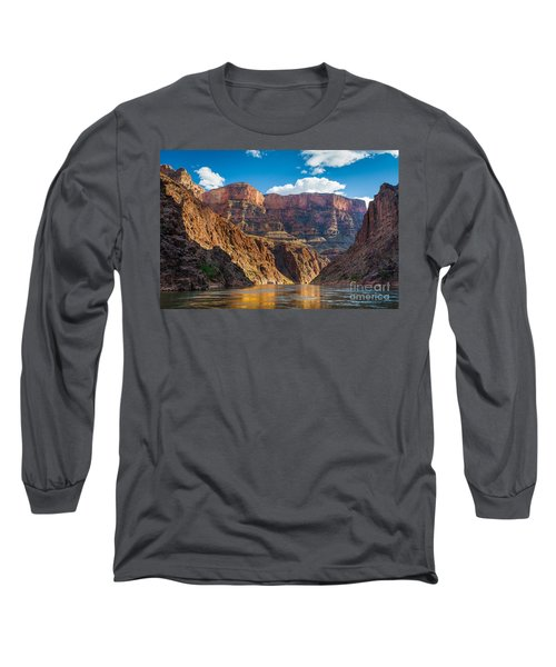 Journey Through The Grand Canyon Long Sleeve T-Shirt