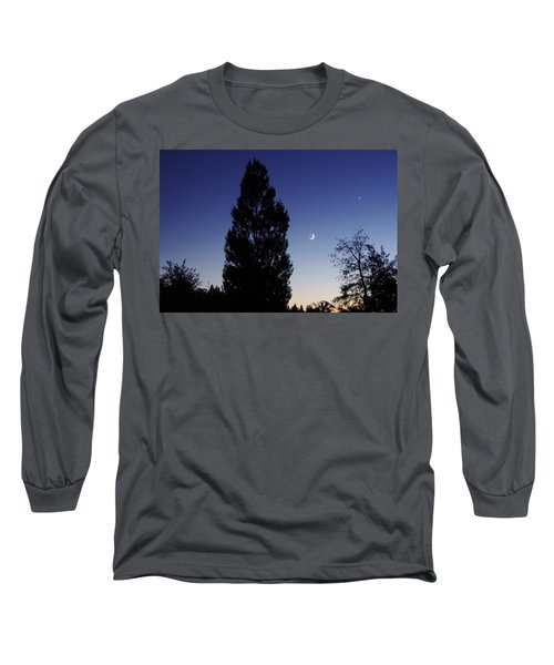 Julian Night Sky 2013 A Long Sleeve T-Shirt