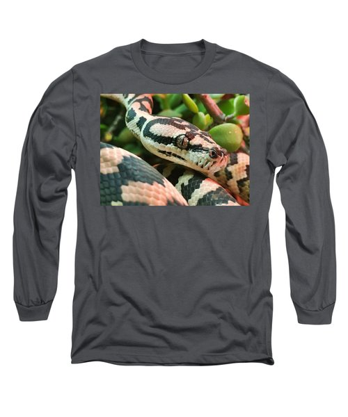 Jungle Python Long Sleeve T-Shirt