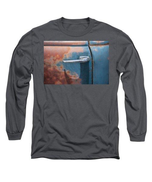 Just A Little Wax Long Sleeve T-Shirt