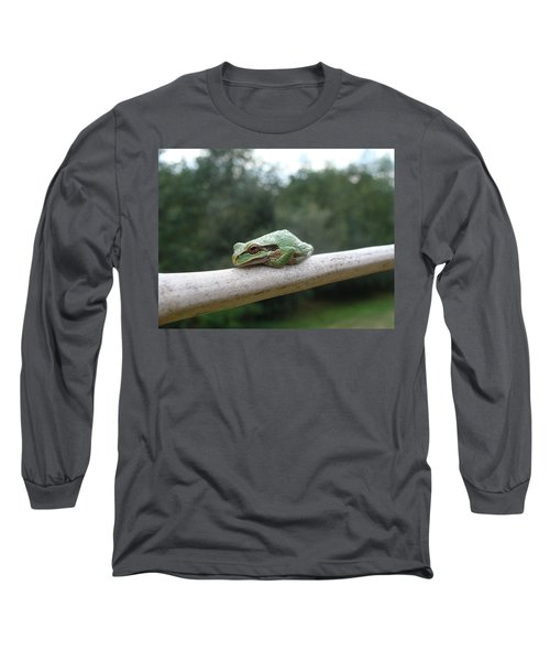 Just Chillin' Long Sleeve T-Shirt