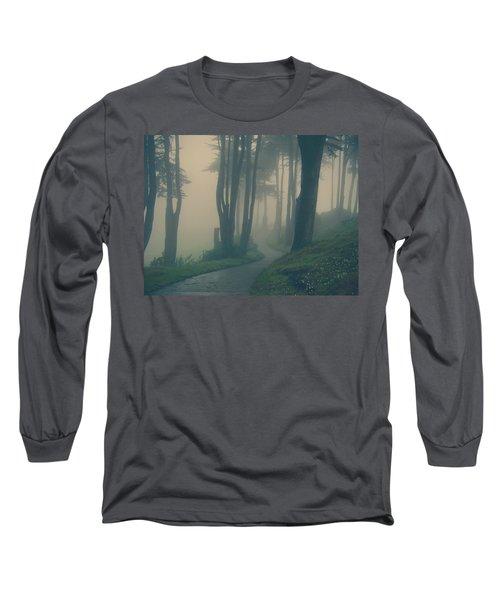 Just Whisper Long Sleeve T-Shirt