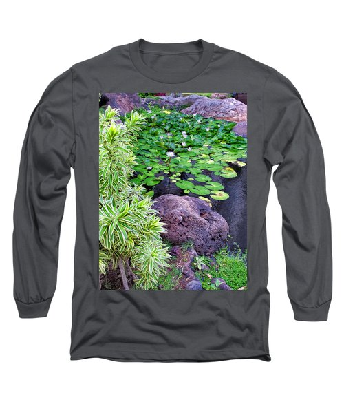 Kaanapali 8 Long Sleeve T-Shirt by Dawn Eshelman