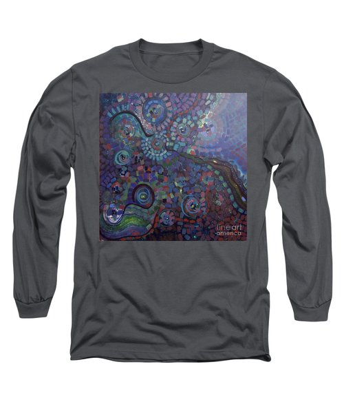 Kaleidoscope Long Sleeve T-Shirt