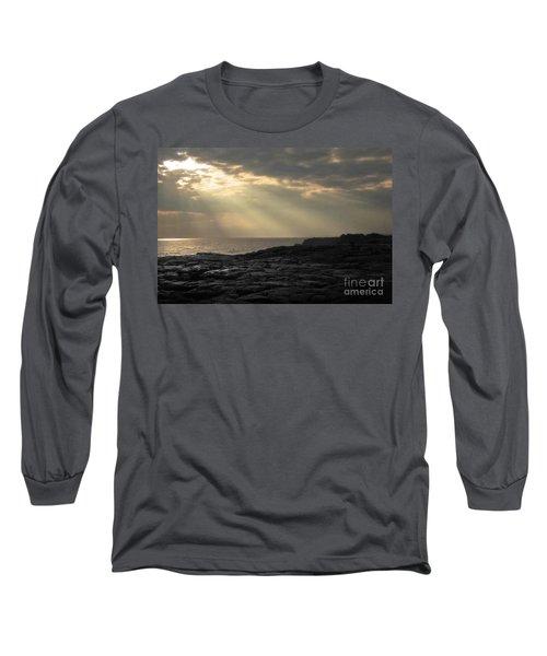 Long Sleeve T-Shirt featuring the photograph Kaloli Lani by Ellen Cotton