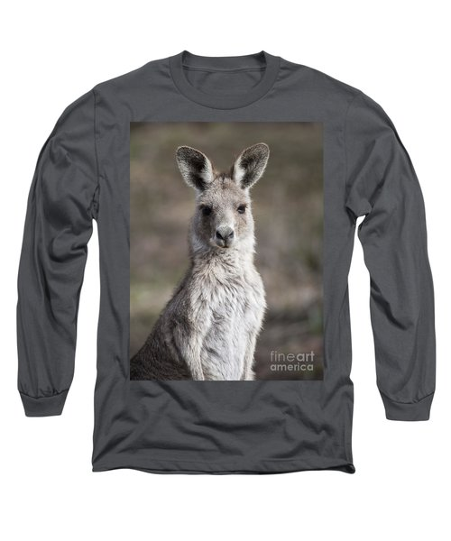Kangaroo Long Sleeve T-Shirt