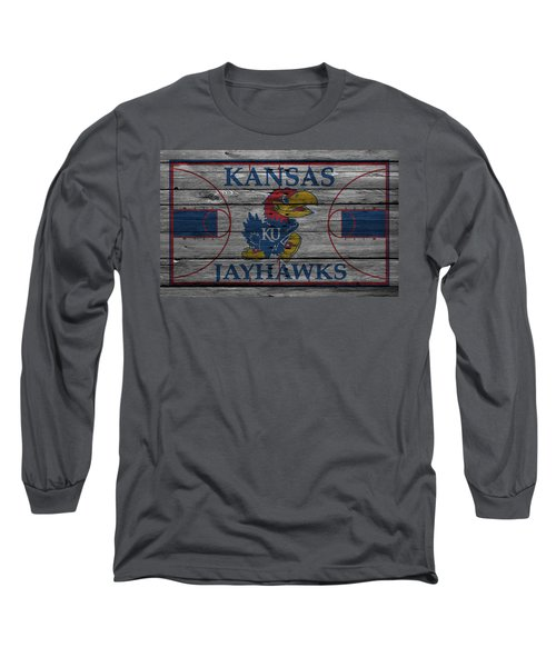 Kansas Jayhawks Long Sleeve T-Shirt