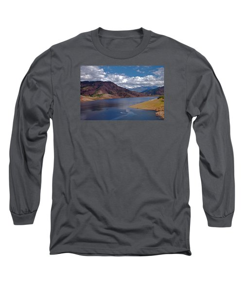 Kaweah Lake Long Sleeve T-Shirt