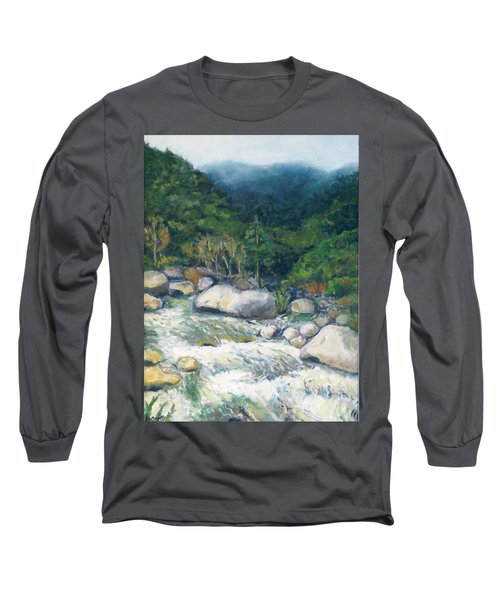 Kaweah River Long Sleeve T-Shirt