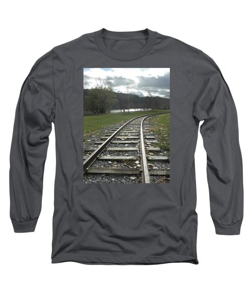 Keeping Track Long Sleeve T-Shirt