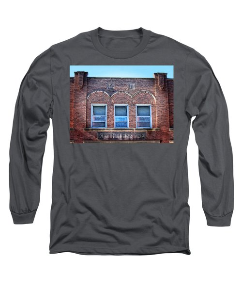 Keith Theater Long Sleeve T-Shirt