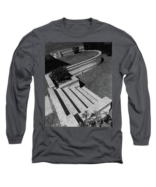 Kenneth Kassler's Garden Long Sleeve T-Shirt