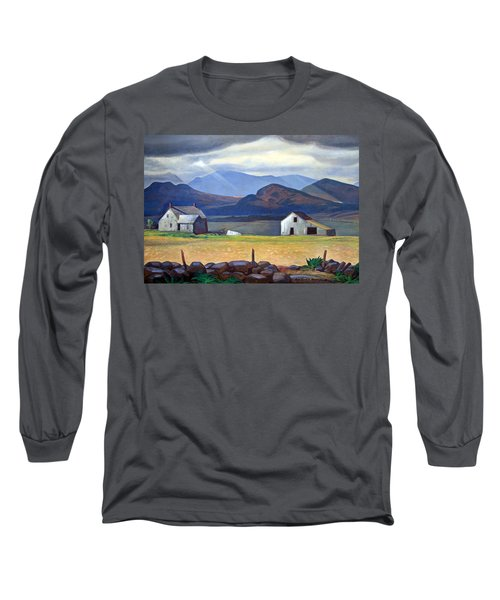 Kent's Adirondacks Long Sleeve T-Shirt by Cora Wandel