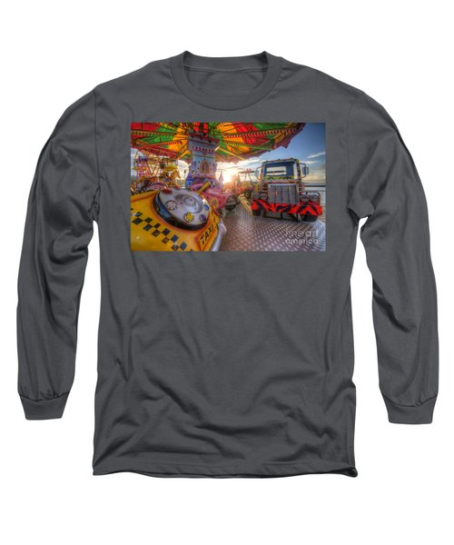 Kiddie Rides Long Sleeve T-Shirt