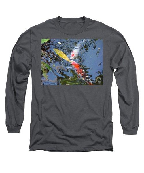 Kissin' Koi Long Sleeve T-Shirt