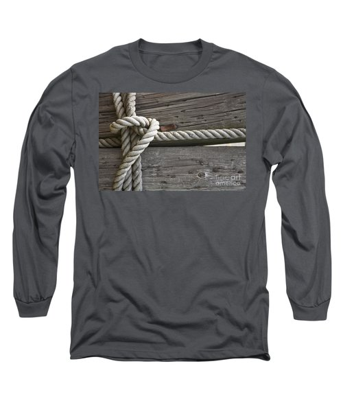 Knot Great Long Sleeve T-Shirt