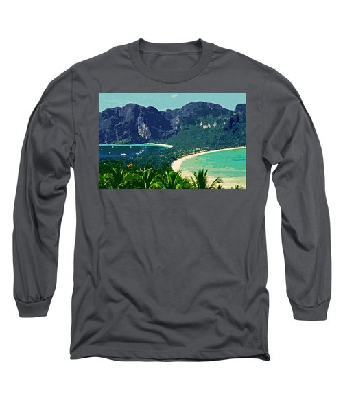 Koh Phi Phi ... Long Sleeve T-Shirt