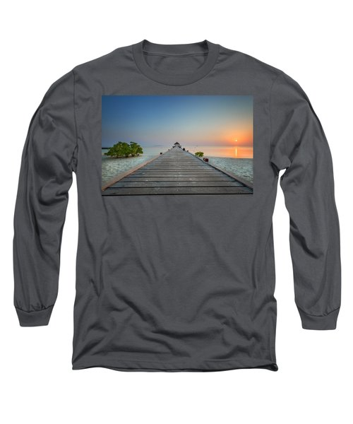 Komandoo Sunrise Long Sleeve T-Shirt