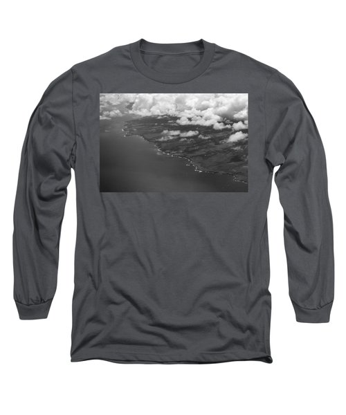 Kona And Clouds Long Sleeve T-Shirt