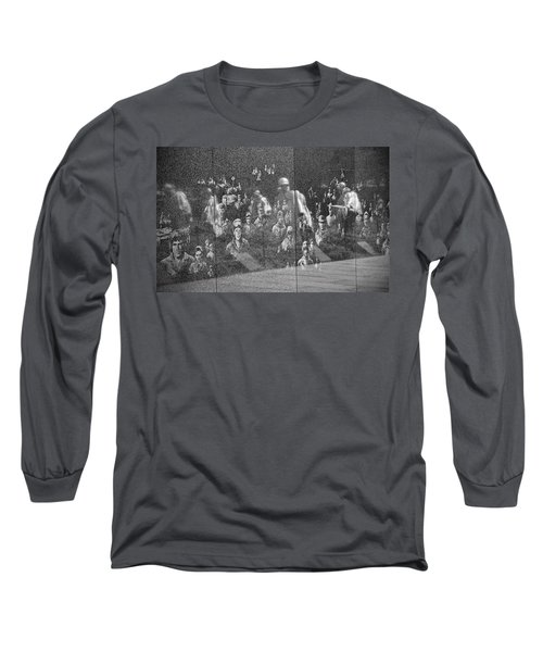 Korean War Veterans Memorial Long Sleeve T-Shirt