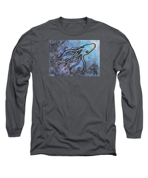 Kraken Long Sleeve T-Shirt
