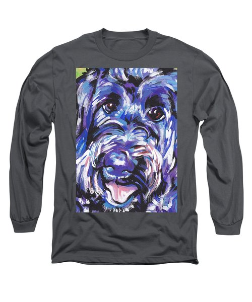 Labra Doodly Do Long Sleeve T-Shirt