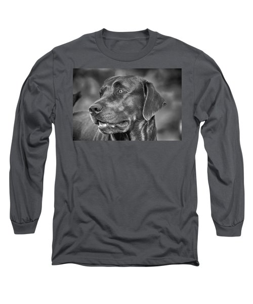 Labrador Sweetie Long Sleeve T-Shirt