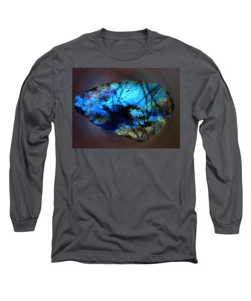 Long Sleeve T-Shirt featuring the photograph Labrodit Beauty by Colette V Hera  Guggenheim